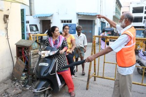 Mylapore residents welfare association traffic regulation