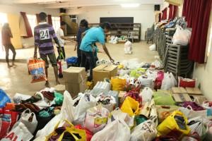 vidya mandir relief efforts