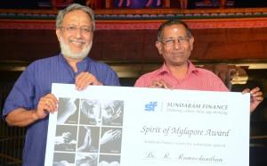 SOM Award Ramachandran