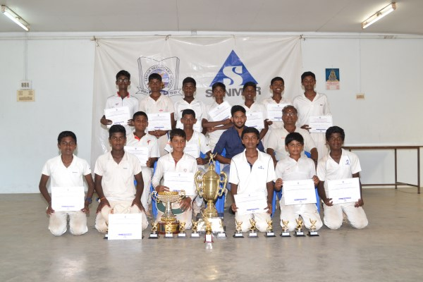 p.c.sekhar tournament