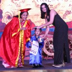 Graduation day for tiny tots at Canopo play school