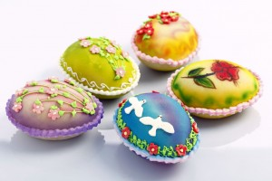 EASTER - CHOCOLATE easter eggs