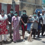Raja Street residents take matters into their own hands; Clean up drive organised