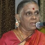 Akademi award for Carnatic music guru Suguna Varadachari