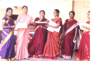 Lazarus middle school - certificates distributed
