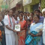 Elections 2016: AIADMK candidate tours Teynampet