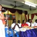 Elections 2016: BJP names K. Nagarajan as its candidate