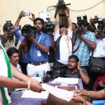 Elections 2016: Congress candidate files papers