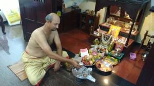 Ramkumar - vishu celebrations