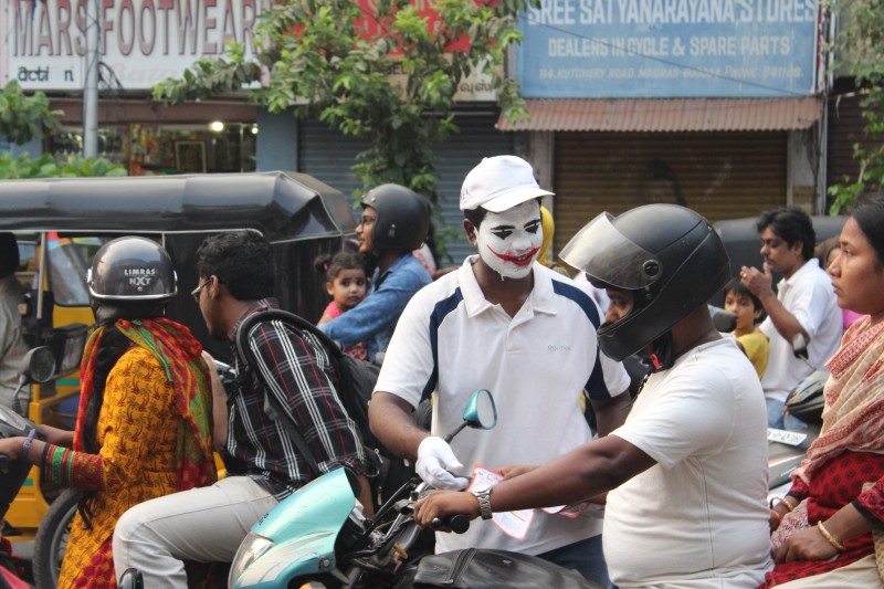 Thuvakkam - traffic awareness campaign