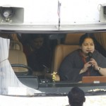 Jayalalithaa breezes into Mylapore on her city campaign trail