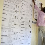 Final preparations on at local polling booths