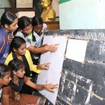 Results of Std.10 exams announced; buzz at local schools
