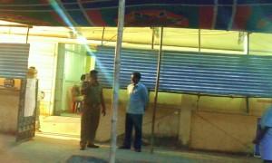 Rajalakshmi School - polling booth