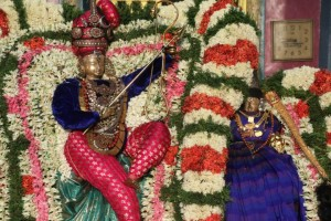 Sri Velleswarar Temple Ther cancelled