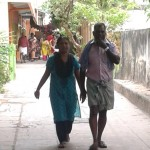 More than 450 people have cast their vote at Ranga Road polling booth