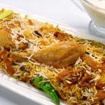 Eating out options - Mexican and biriyani fests