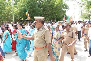MT BJP PROTEST