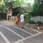 Mandavelipakkam's civic activists get down to CleanUp No.2
