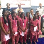 R. A. Puram community awards scholarships to local school students; MLA chief guest
