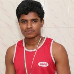 Young Sanskrit scholar is also a champion boxer