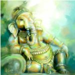 Exhibitions going on in the area - Ganesha and mass of Madras