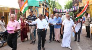 Independence day - kalyana nagar association
