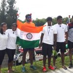 Madras Boat Club teams take part in Asia Rowing Cup meet