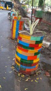 Thirveedhi amman koil street - parking problems