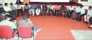 Vivekananda College - seminar