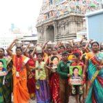AIADMK cadres pray for Jayalalithaa's recovery