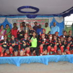 P. S. School girls win at CBSE South Zone girls football tournament
