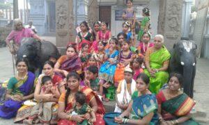 margazhi at sri madhava perumal temple