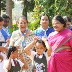 Bunny's Day celebration held at Chettinad Vidyalaya