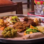 Try some Ethiopian food - specials at Abyssinian