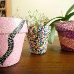 Workshop: creating mosaic decoration