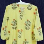Cotton clothes from Jaipur; sale today and tomorrow