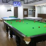 Cue sports centre opens at Alwarpet
