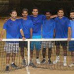 Mylapore Club's tennis team win inter-club tournament