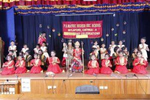 P. S. School primary day