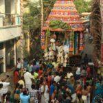 Chitirai thiruvonam festival on at Sri Madhava Perumal Temple