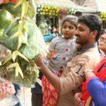 Devotees flock to Sri Ayyappan Temple at MRC Nagar for Vishu