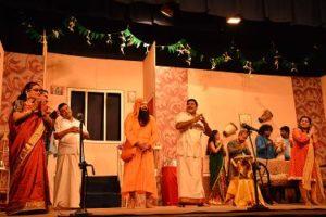chettinad vidyashram - comedy play