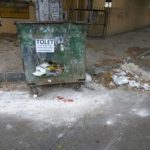 Garbage issues and broken bins frustrates residents at C. I. T. Colony, Mylapore