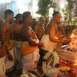 Panguni festival at Sri Kapali Temple: The flag is up!