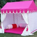 Fun tents for kids to play outside