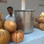 Beat the heat with sweet and cool muskmelon juice