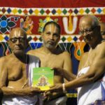 Books released in connection with 1000th birth anniversary of saint-philosopher Ramanujar