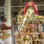 Prayer for rains held at Sri Kapali Temple