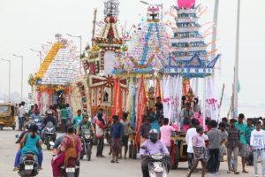 Anthoniyar car festival